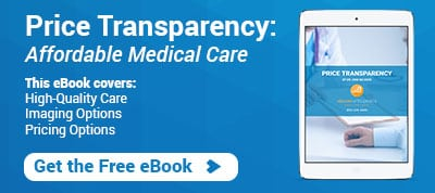 Price Transparency eBook CTA